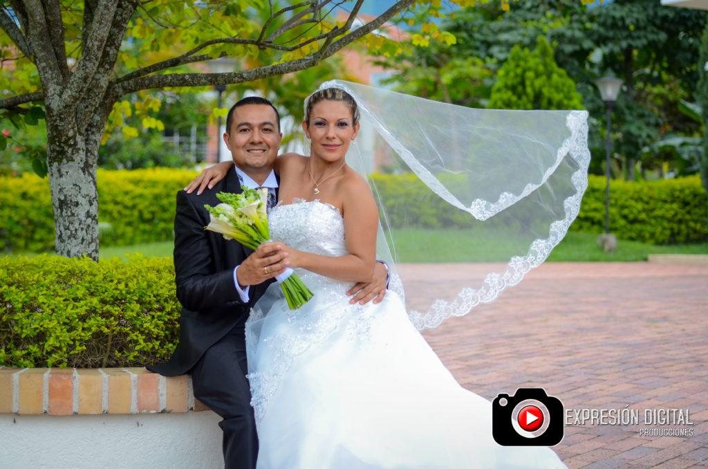 Fotógrafo de bodas en Ibagué