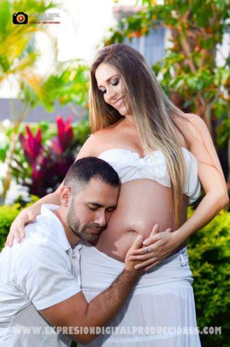 fotos estudio de embarazadas