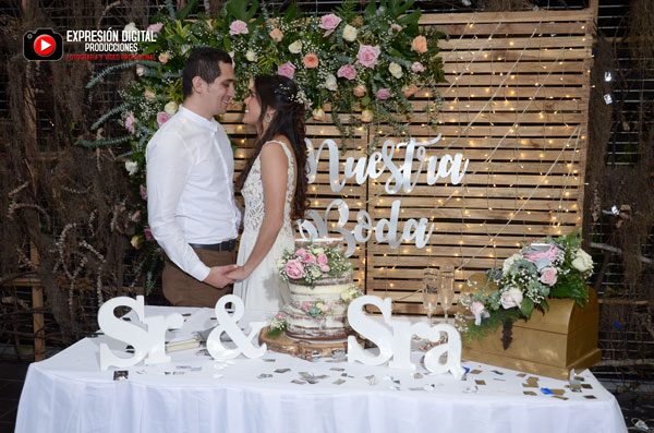 Fotografo de bodas en ibague