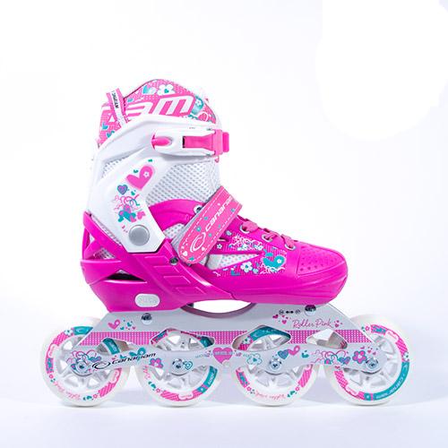 Patin-semiprofesional-roller-team-blaco-fucsia