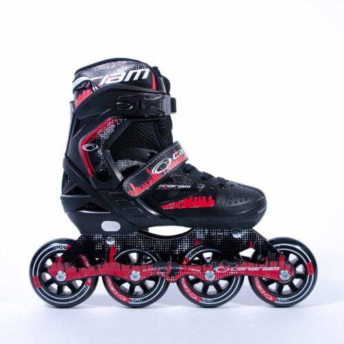 Patin-semiprofesional-roller-team-rojo